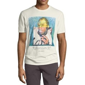 Eleven Paris Renaissance Van Gogh Graphic T-Shirt
